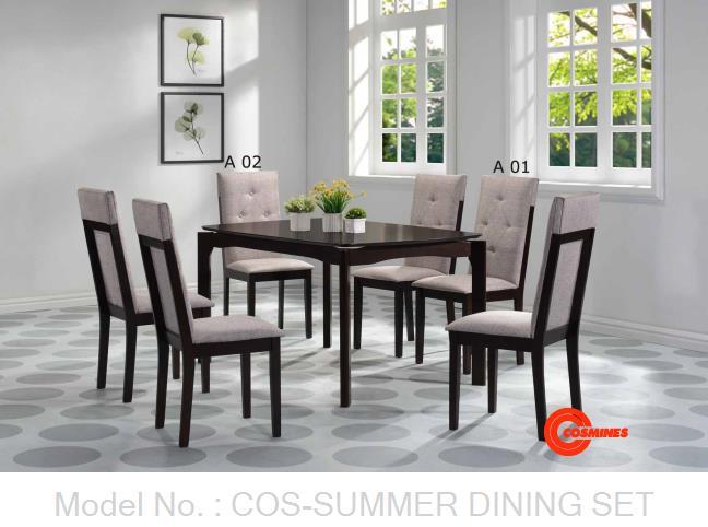 COS-SUMMER DINING SET